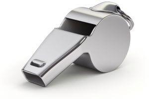securities whistleblower